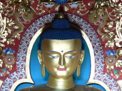 en el camino de la meditación y el crecimiento espiritual
